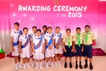 CUB-SCOUT AND LITTLE MAID STUDENTS